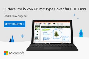 Bonnes affaires chez Microsoft le Black Friday