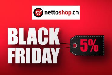 5% auf das gesamte Sortiment bei nettoshop.ch