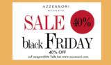 Besondere Accessoires mit 40% Nachlass bei Azzessori.com
