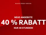 40% auf ausgewählte Artikel bei H&M