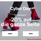 Cyber Monday: Mindestens 20% auf alles bei Sarenza, z.B. UGG Fierce Rustic Weave für CHF 38.- statt CHF 95.-