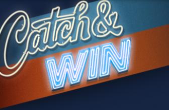 ab heute: Catch & WIN – Migros Gewinnspiel – bis zu 17fache Cumulus-Punkte