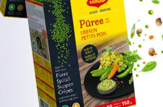 Gratis vegetarisches Maggi Püree bei Nestlé Professional