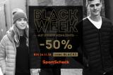 Black Week bei SportScheck – 50% extra auf unsere Top-Produkte