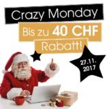 Nur heute: Bis zu CHF 40.- Rabatt bei baby-markt.ch