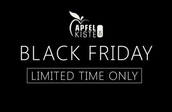 Black Friday bei Apfelkiste – Knaller-Angebote!