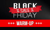 Apfelkiste Black Friday 2018 WARM-UP