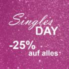 25% bei Jelmoli zum Single's Day