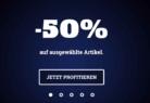 50% Rabatt auf ausgewählte Artikel bei Ochsner Sport zum Cyber Monday