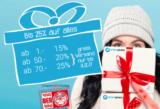 15% – 25% Rabatt und Gratislieferung ab CHF 50.- bei smartphoto