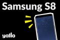 Samsung Galaxy S8 geschenkt!