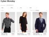 Bis zu 70% Rabatt bei Zalando am Cyber Monday 2017